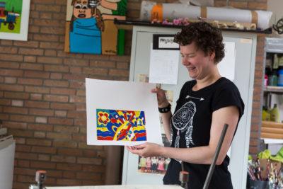 Mandy Lintermans van ArtORO