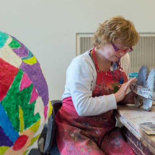 Michelle Thijssen van ArtORO