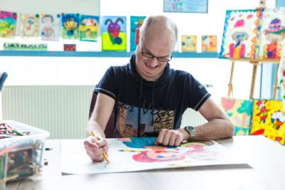 Theo Kusters van ArtORO
