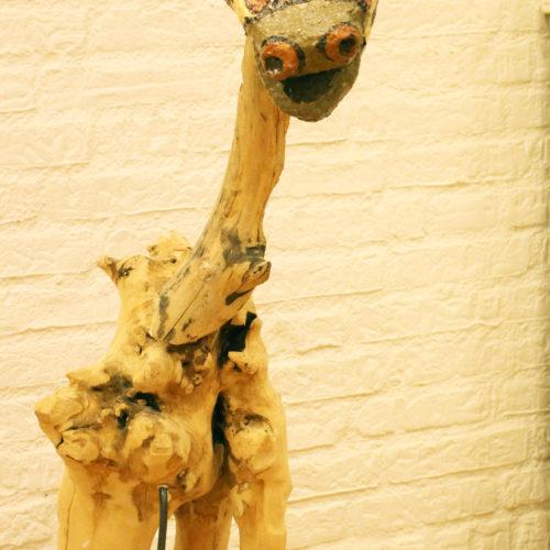 Kunstwerk Henri Derks - Giraf