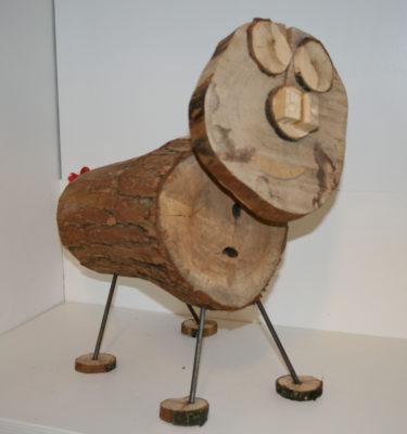 Kunstwerk Sander Classens - Varken